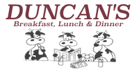 Duncan's Dairy Bar offers Pickup to the Troy area